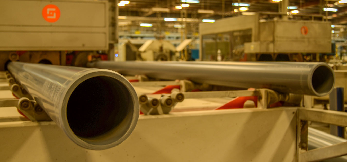 National Factory for Plastic Ind (NFP) – Leading UPVC Pipe